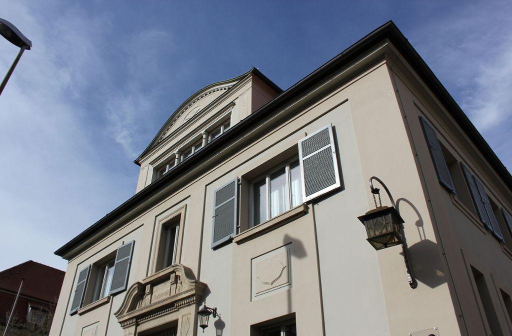 Das Waiblinger Amtsgericht an der Bahnhofstraße. Foto: Pascal Thiel