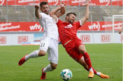 Stürmer David Braig unterschreibt bis 2022