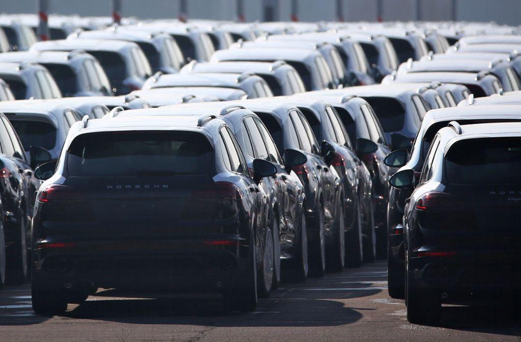 Aktionäre werfen Porsche vor, auch 2017 die Pflicht für eine transparente Aufklärung der Dieselaffäre verletzt zu haben. Foto: dpa-Zentralbild
