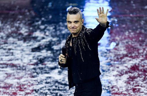 Robbie Williams plant Galerie mit Club  in Berlin