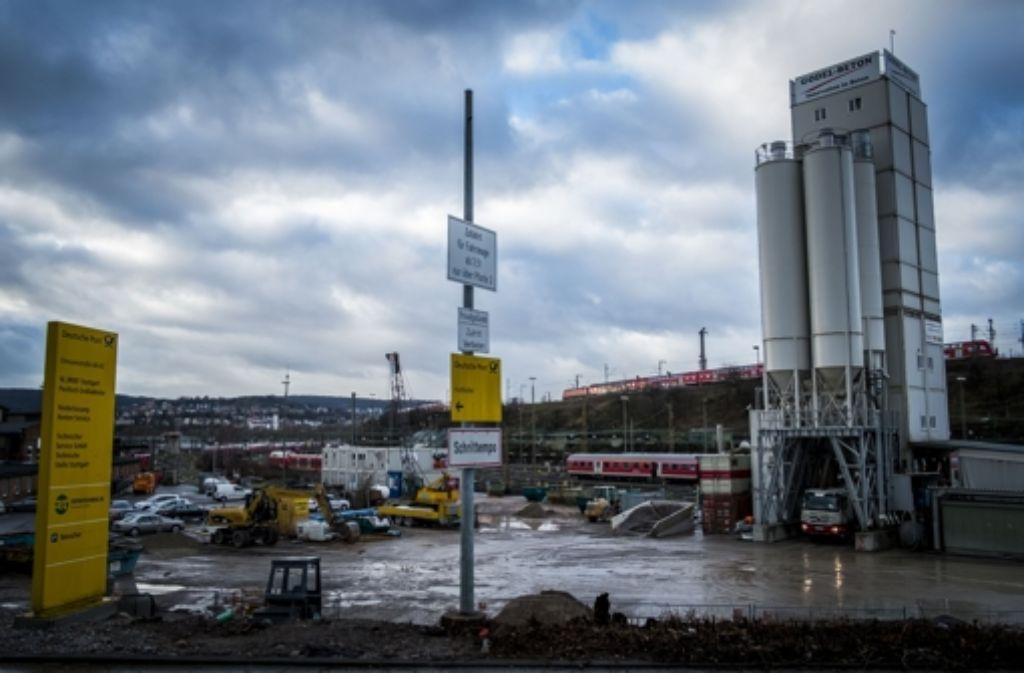 Die Pläne für die Baustelle Ehmannstraße sind noch nicht genehmigt. Foto: Lgt/Max Kovalenko