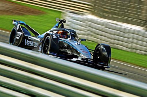 """Ian James bricht eine Lanze: """"Man muss die Formel E erleben"""""""