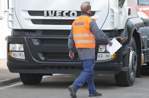 Iveco schließt außer  Ulm vier weitere Werke