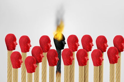 Ist  Burn-out eine Krankheit?