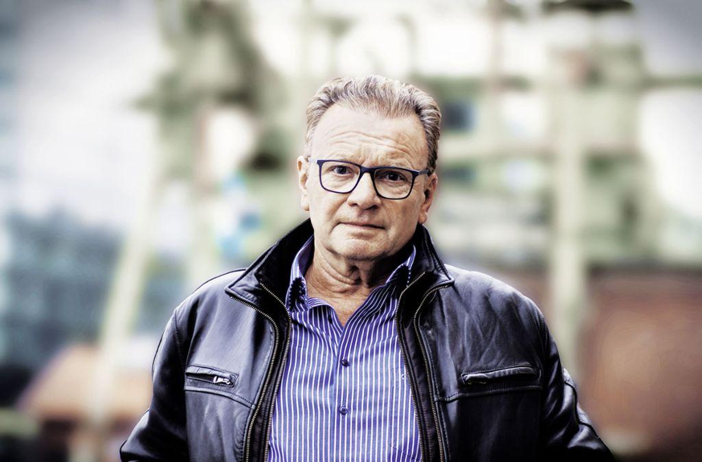 Wolfgang Kaes ist mit den Milieus, über die er schreibt, sehr vertraut. Foto: Jennifer Bertus