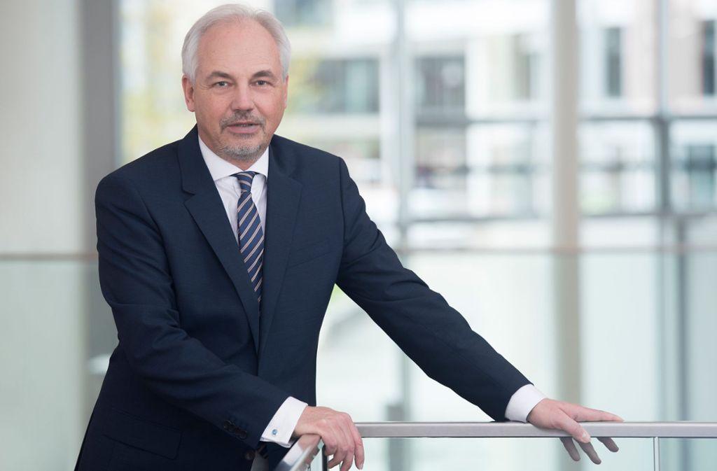 Der Hauptgeschäftsführer der Arbeitgeber Baden-Württemberg, Peer-Michael Dick, sorgt sich um die Flexibilität der Unternehmen. Foto: picture alliance / Kd Busch/Arbe