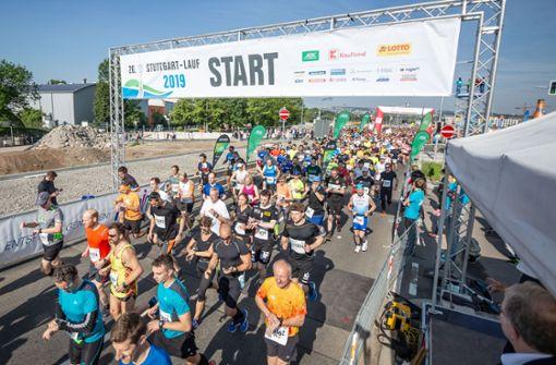 Warum der Stuttgart-Lauf noch nicht abgesagt wurde