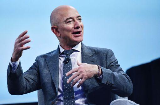 Amazon-Gründer Jeff Bezos  spendet zehn Milliarden Dollar