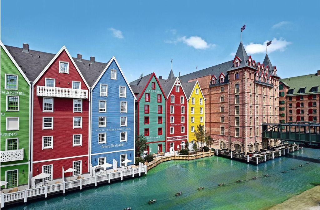 Ein Stück Skandinavien in Südbaden: das neue Hotel Kronasar hat eröffnet. Foto: Simon Metzger