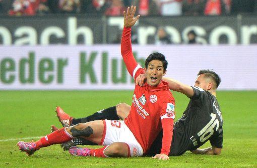 Mainz und Köln trennen sich torlos