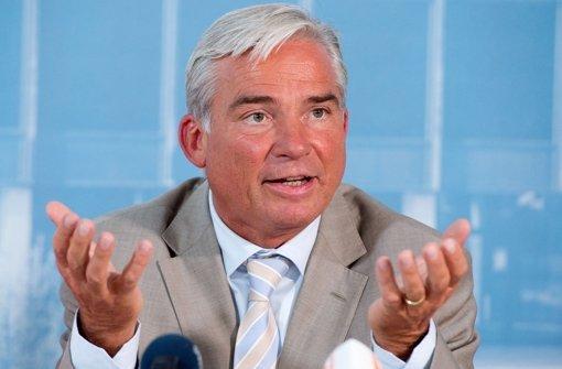 CDU-Vize Strobl gegen NPD-Verbot