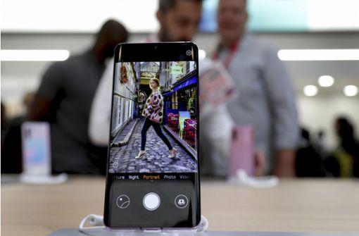 Keine Eile bei Einführung von  5G-fähigen Smartphones