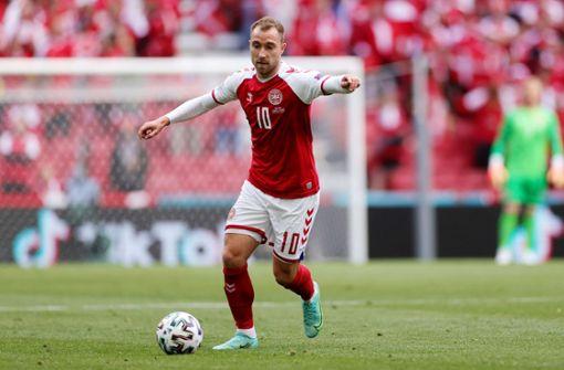 Uefa kürt Christian Eriksen zum Spieler des Spiels