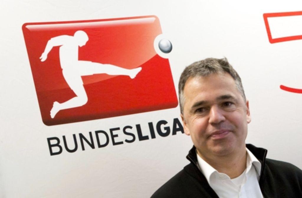 Andreas Rettig will den Sport  wieder mehr in den Vordergrund rücken Foto: dpa