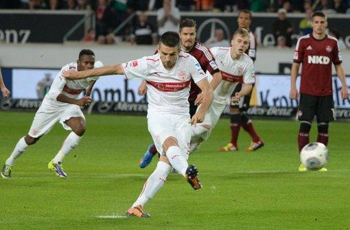 VfB Stuttgart und Nürnberg trennen sich 1:1