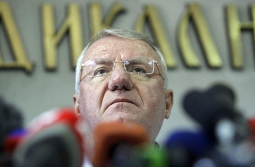 Der serbische Ultranationalist Seselj ist in Den Haag  freigesprochen worden. Foto: