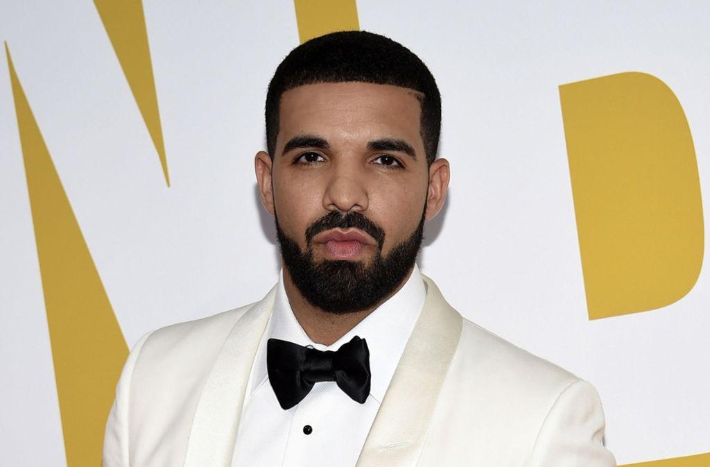 Drake ist auf allen Kanälen erfolgreich: mit Alben, Downloads, Streams, Videos – und natürlich auch live. Foto: Invision