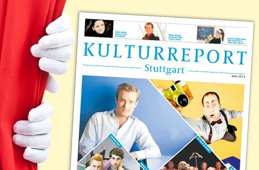 Jetzt neu: Kulturreport Stuttgart