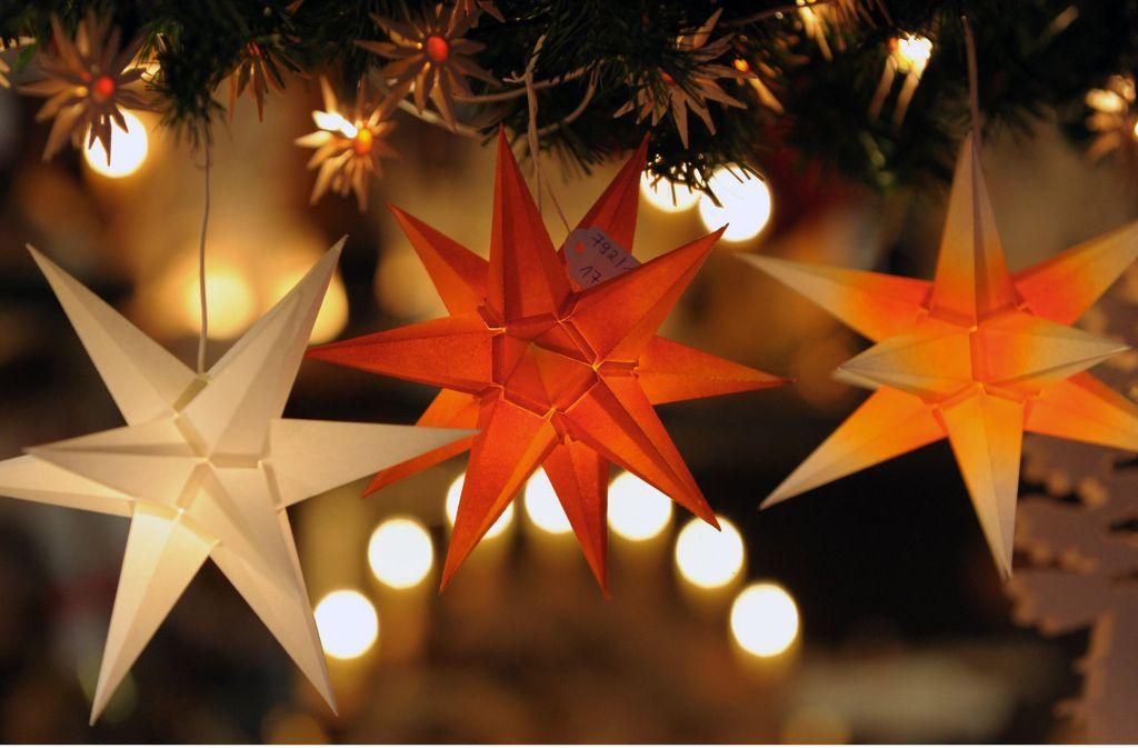 Nicht nur für Kinder hält die Adventszeit so manches Geheimnis bereit. Foto: dpa