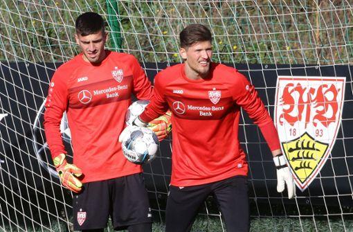 Die heißesten Torhüter-Duelle beim VfB Stuttgart