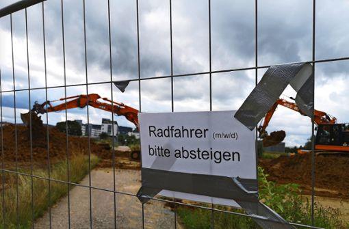 Für die Wirtschaft geht  Fellbach ins Grüne