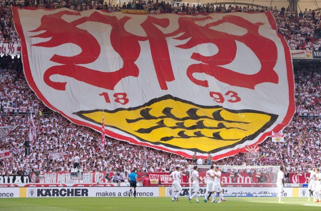 Die Fans des VfB Stuttgart treffen in der kommenden Saison auf viele Mannschaften, die schon länger nicht mehr in Stuttgart vorbeigeschaut haben.  Foto: dpa