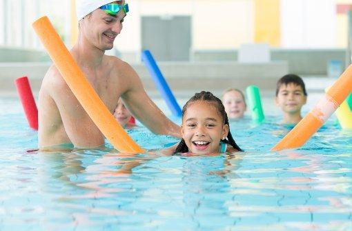Schwimmförderung wird ausgebaut