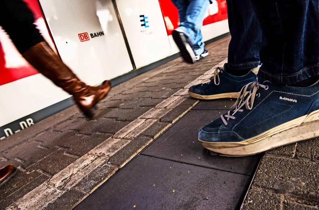 Fußgänger! Nein, Zufußgehende! Foto: Lichtgut/Max Kovalenko