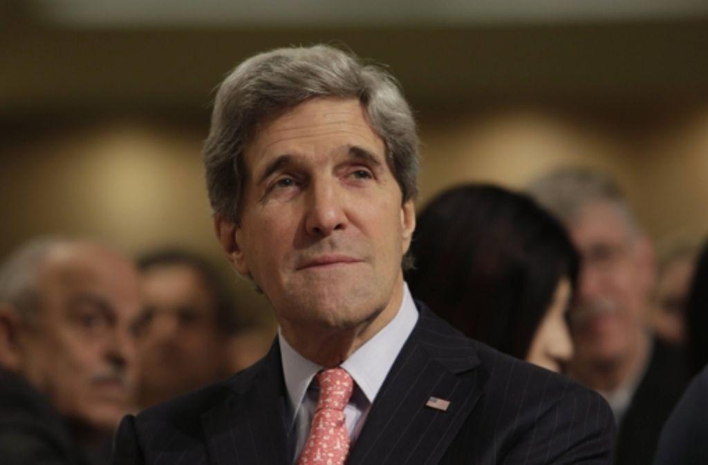Der neue Außenminister John Kerry  gilt als äußerst erfahren. Foto: dpa