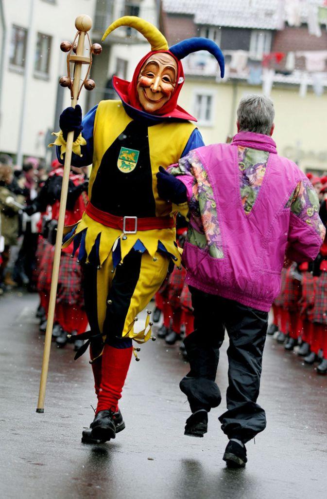 Der Till ist eine der bekanntesten Figuren.  Foto: Rudel/Regenscheit/Archiv