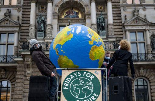 Aktivisten  rufen zum globalen Klimastreik im März auf