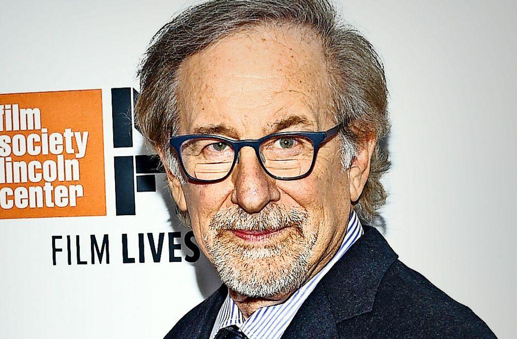 Steven Spielberg macht schon länger Fernsehen als Kino – und könnte noch für Überraschungen gut sein. Foto: dpa