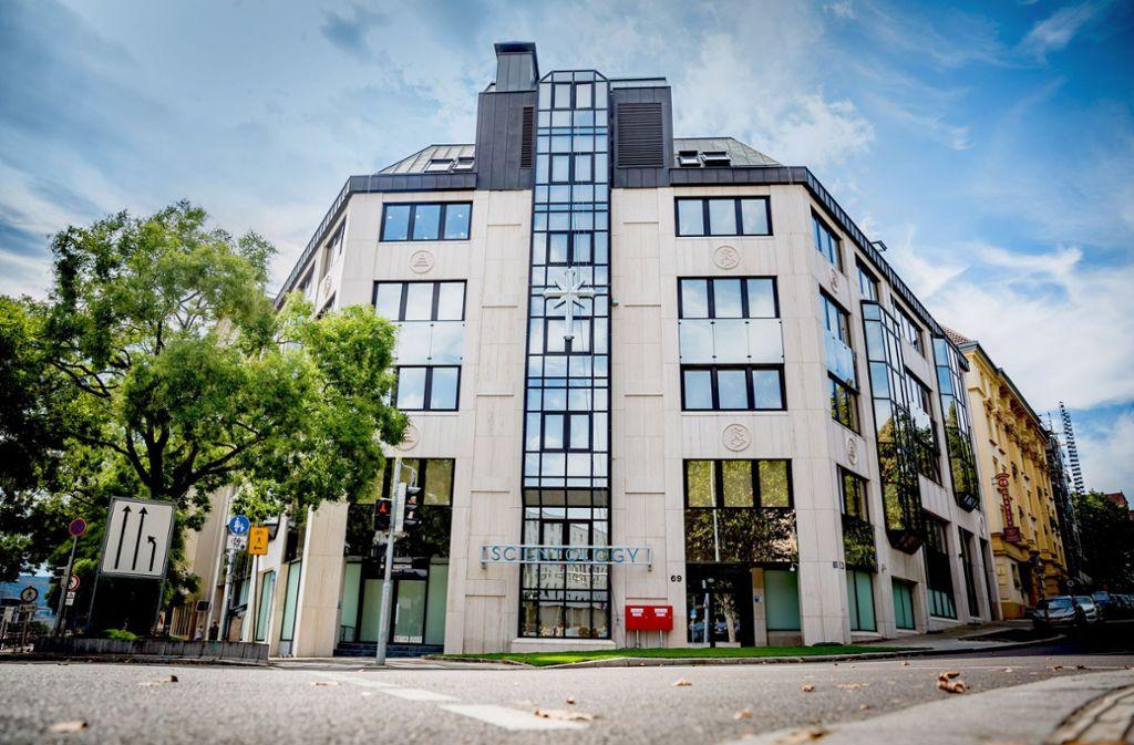Die neue Ideale Org an der Heilbronner Straße soll Kunden anlocken. Foto: Lg