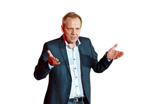 Für Thomas Schreckenberger fallen alle Auftritte aus