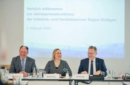 IHK rügt den Flächenmangel in der Region Stuttgart