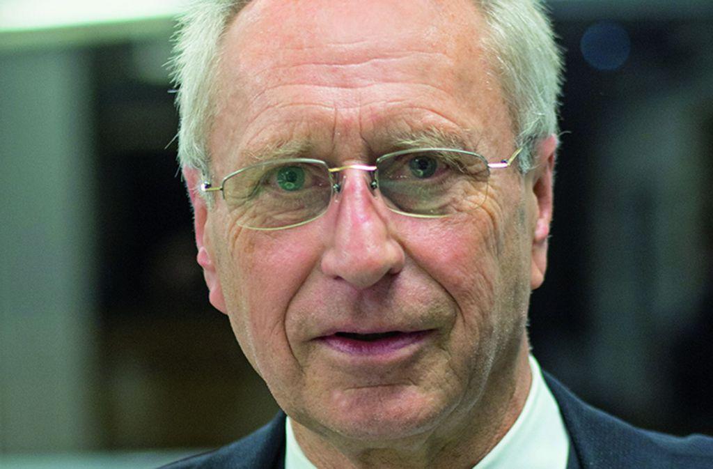 Der Synergiepark sei ein Magnet für namhafte Unternehmen, sagt der WIV-Vorsitzende Günter Sabow. Foto: WIV