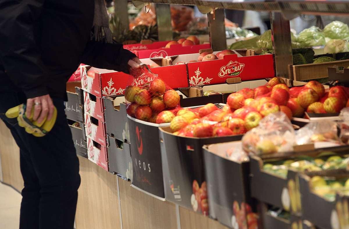 Die Testsieger überzeugen mit niedrigen Preisen und hoher Lebensmittel-Qualität. (Symbolbild) Foto: dpa/Wolfgang Kumm