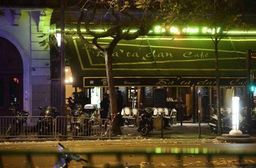 Mann gab sich als Anschlagsopfer von Paris aus