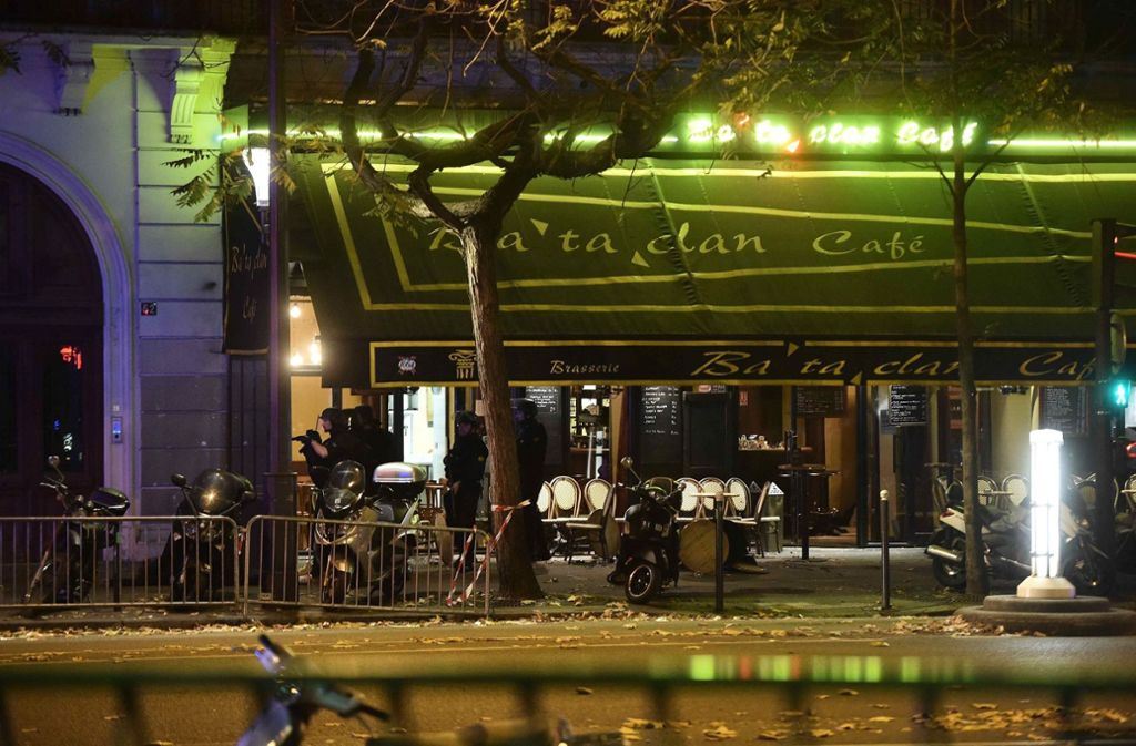 Bei den Anschlägen in Paris starben 130 Menschen. Foto: EPA