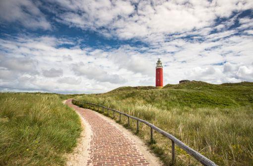 Eine Radtour zum Leuchtturm ohne Autogewusel und Abgasgestank. Das gibt's auf Wangerooge, Juist und Langeoog.