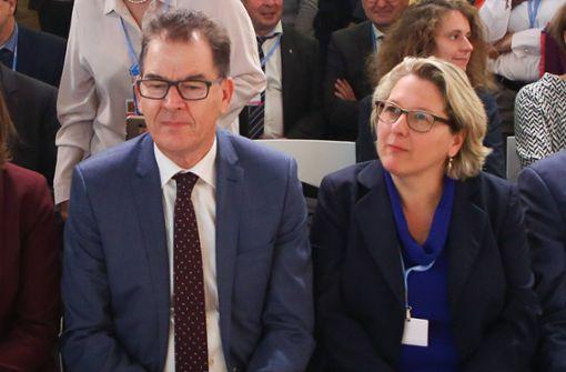 Zwei Ministerien brauchen mehr Macht