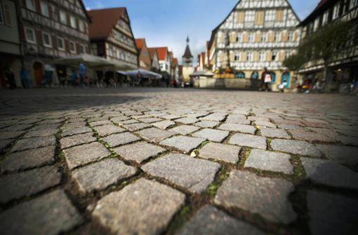 Bewährung für Radler in der Altstadt