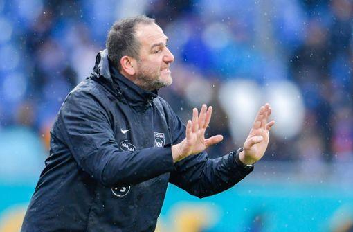 Darum ist Frank Schmidt der König  des 1. FC Heidenheim