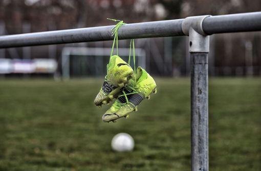 Amateurfußball    bricht Saison ab Verbandsliga ab