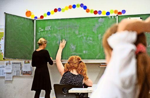 Die Schülerzahlen in Filderstadt entwickeln sich wellenartig