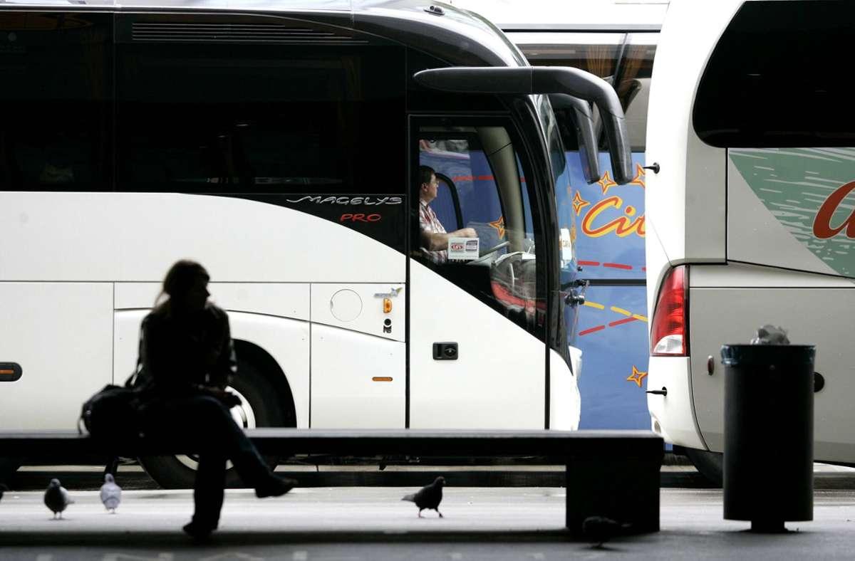 6,5 Millionen Passagiere reisten im vergangenen Jahr mit Fernbussen. (Symbolbild) Foto: imago stock&people/imago stock&people