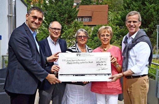 Ein Requiem bringt 21000 Euro fürs Hospiz
