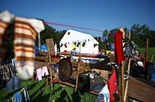 Legendäres Zeltlager am Edelmannshof ist abgesagt
