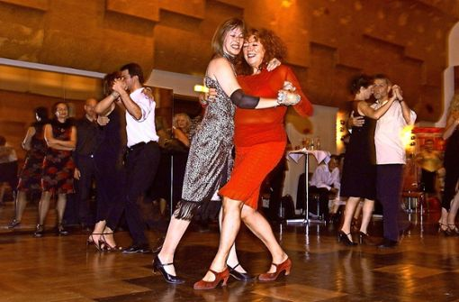 Der Tango und seine Queen