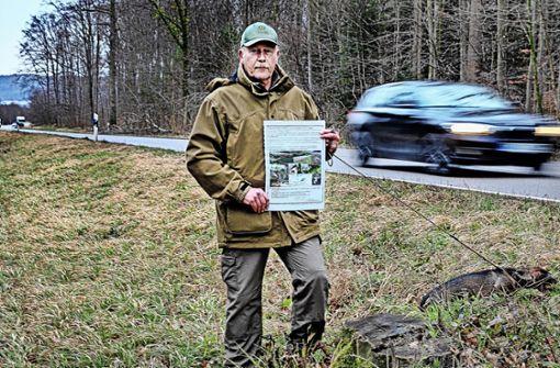Jäger ärgern sich über Landratsamt